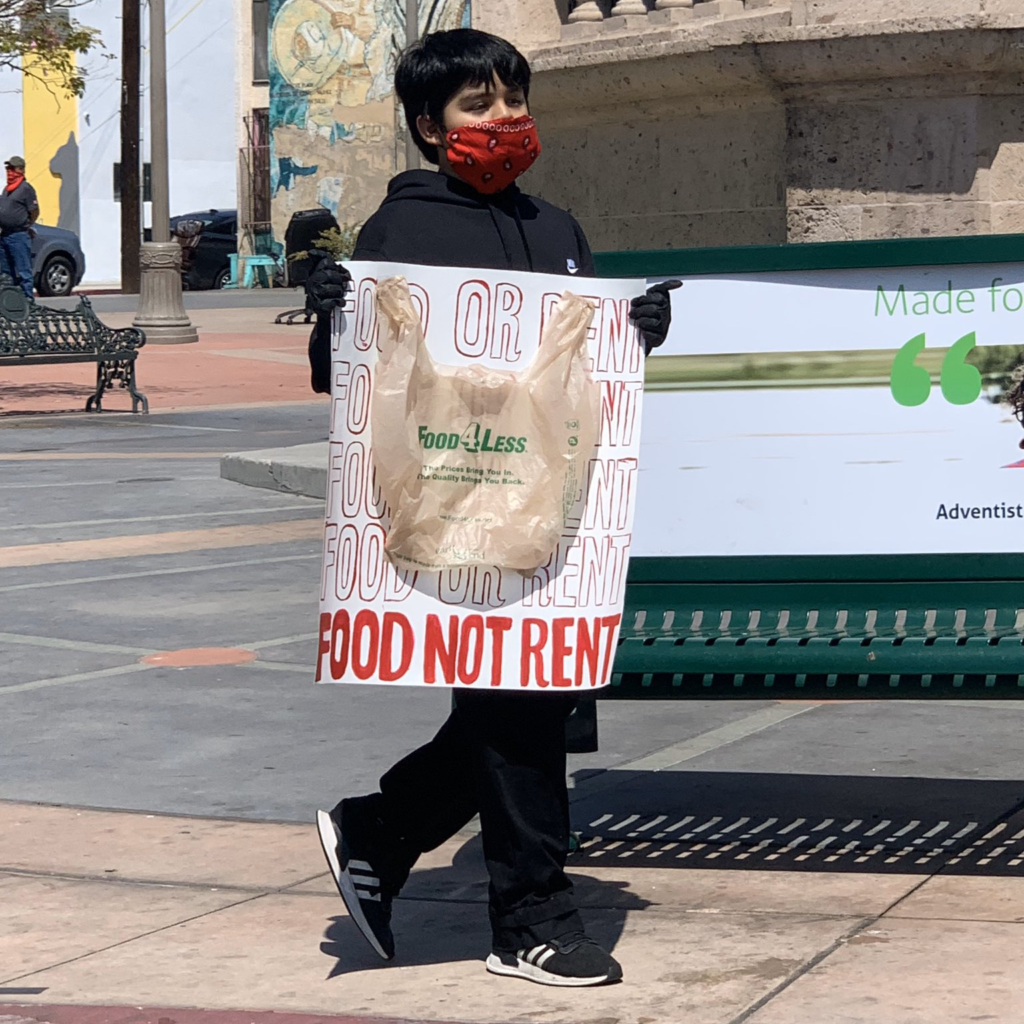 food-not-rent